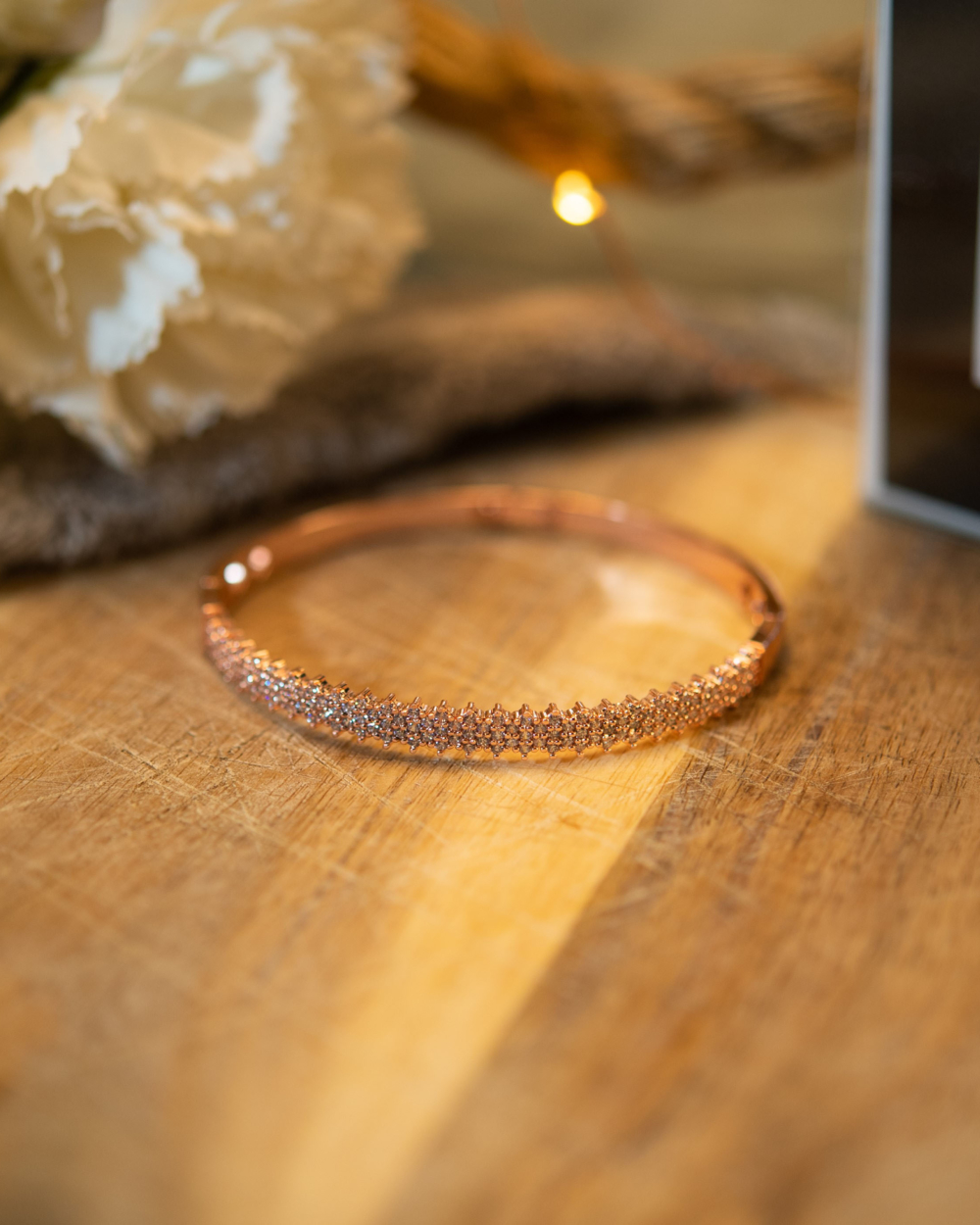 rose gold bracelet london jewelry