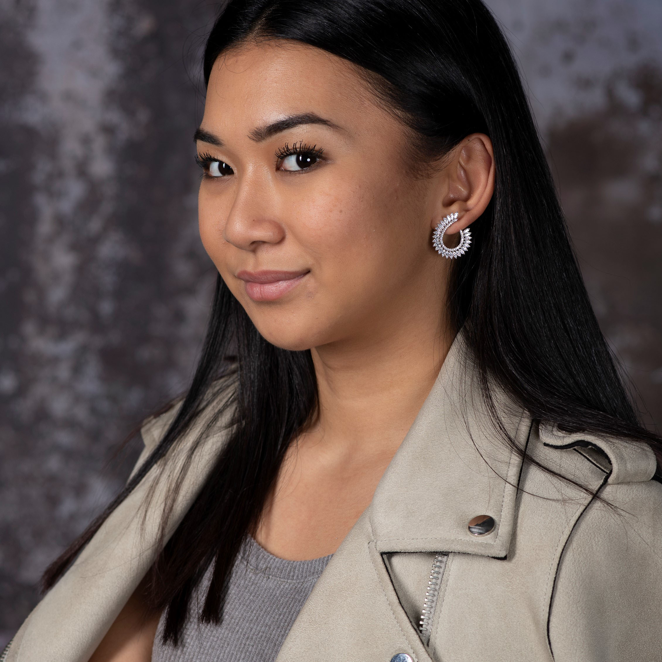 silver earrings london jewelry